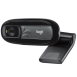 WEBCAM 640x480 LOGITECH C170 5MP USB 2.0 NEGRA
