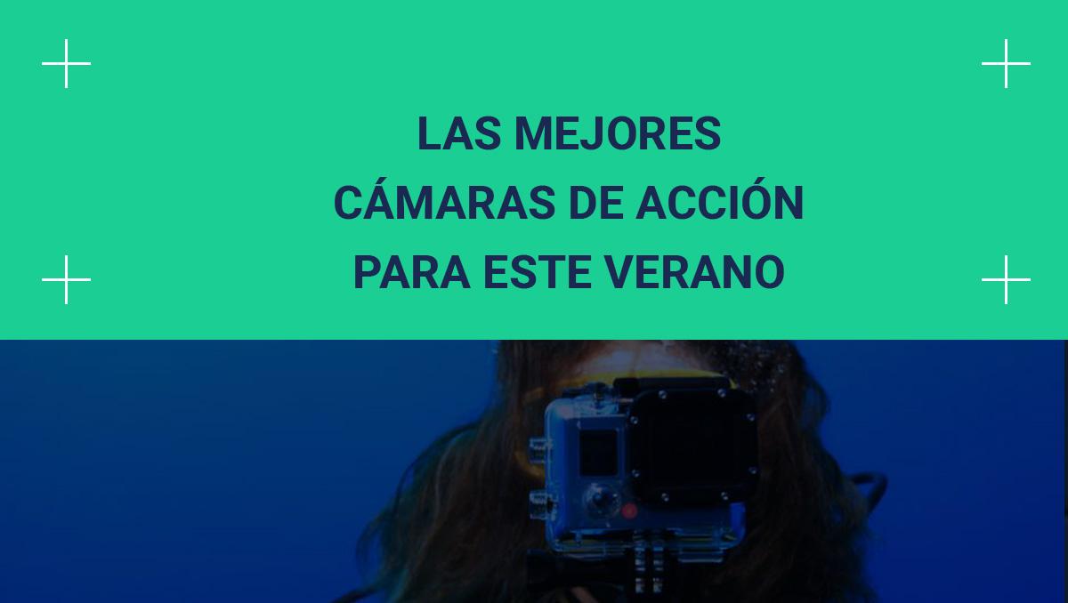 mejores cámaras de acción